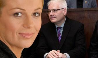 Kitarović i Josipović