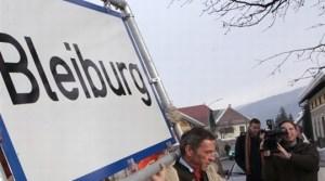 Bleiburg tabla