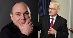 Marko Rakar i Ivo Josipović