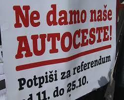 Referendum autoceste