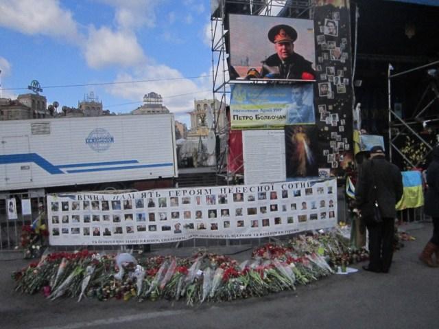 Ubijeni demons Kijev