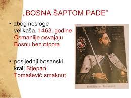 Pad Bosne