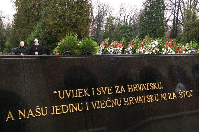 Sve za Hrvatsku Tudjman Mirogoj
