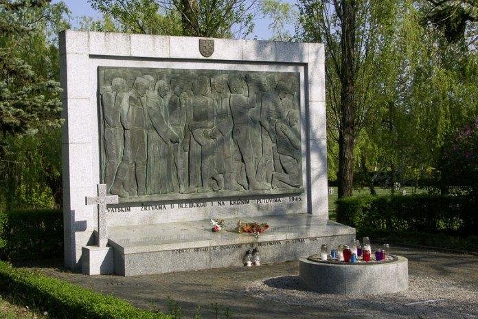 Bleiburg spomenik zrtvama Mirogoj