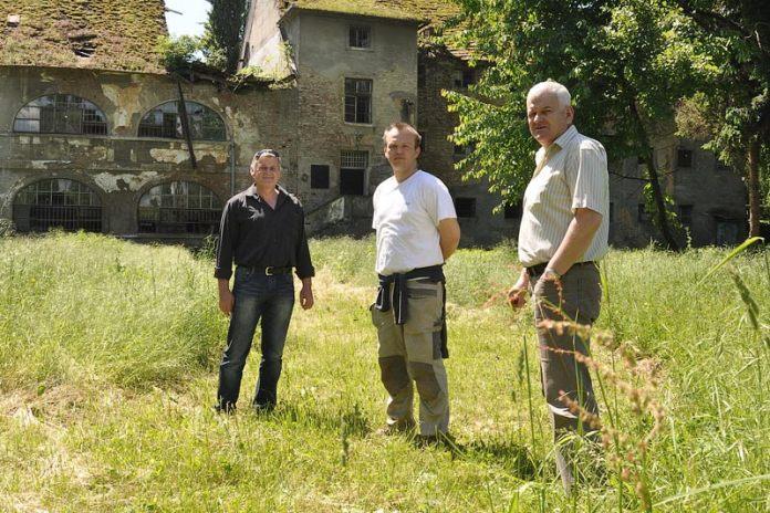 Vlado Radošić, Velimir Paušić, Krešimir Baković
