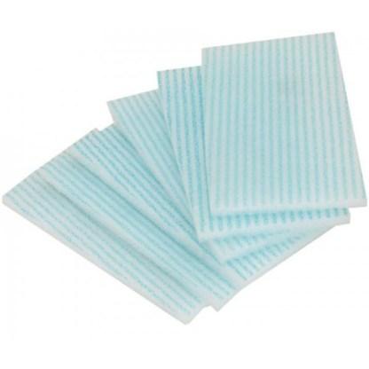esponja jabonosa desechable