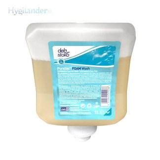 deb purebac foam wash