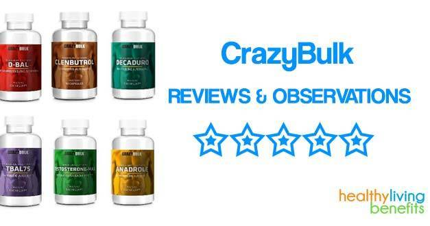 CrazyBulk Reviews | 100% Legit Bodybuilding Supplements or Scam?