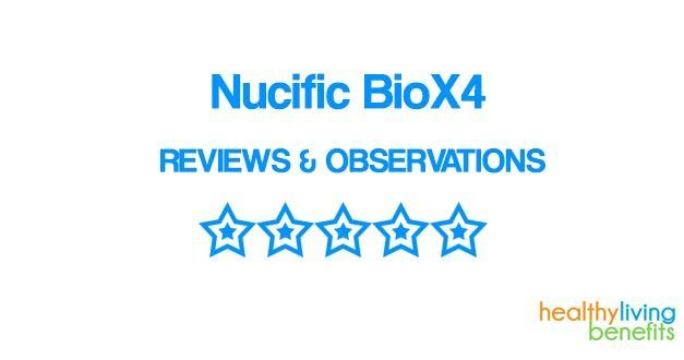Nucific BIO X4 Reviews | Best Probiotic Weight Loss Supplement or Hype?