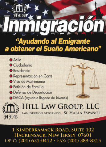 Immigration Lawyer Connie hill Hackensack NJ