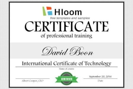 Free Resume 2018 » free online safety courses with certificate of ...