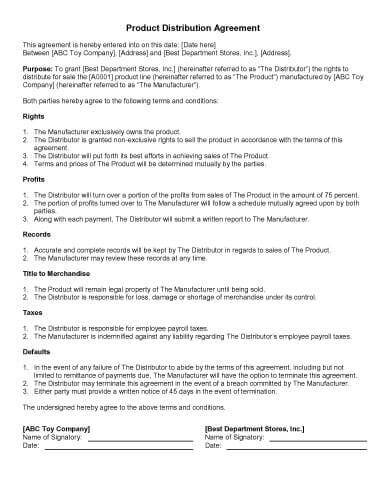 Agreeing to fill out in this paragraph,. 31 Sample Agreement Templates In Microsoft Word Hloom