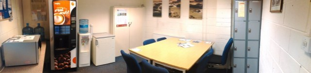 HL Training Services Trainee Lounge Panoramic