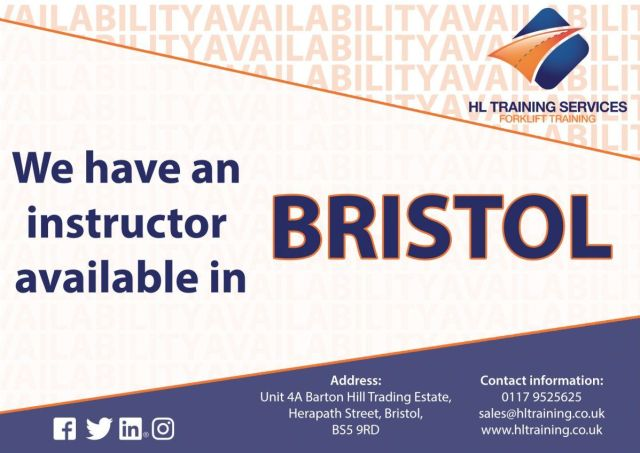 Forklift Instructors Bristol