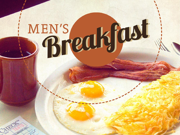 Men's Breakfast