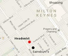 Skin Beautiful Milton Keynes Clinic Location