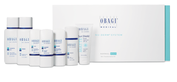 Obagi Medical Nu Derm system authorised clinic