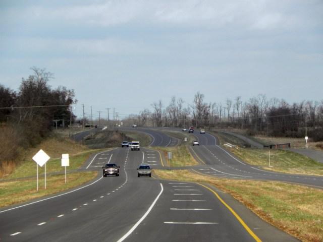 US 68, Harrodsburg Road (Jessamine County)