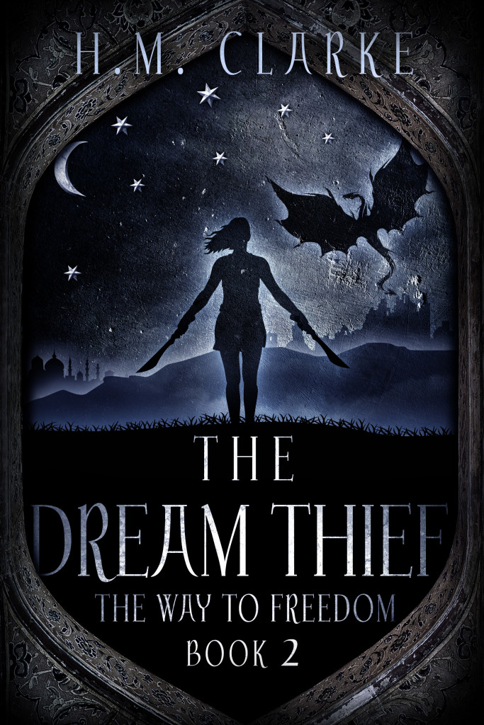 The Dream Thief eBook Cover