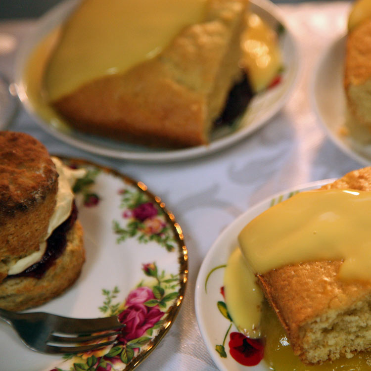 Cakes and desserts by Harriet's Homemade Meals