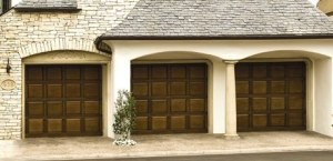 Wayne Dalton Wood Garage Doors 300 Series