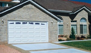 The Martin Standard Garage Door