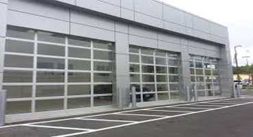 commercial garage door service