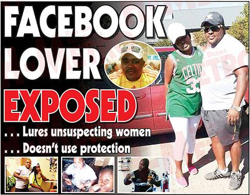 FACEBOOK LOVER EXPOSED