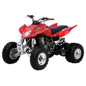 Arctic Cat® DVX 400 ATV Exhaust  HMF Racing