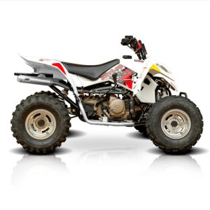 Polaris® Outlaw 90 ATV Exhaust  HMF Racing