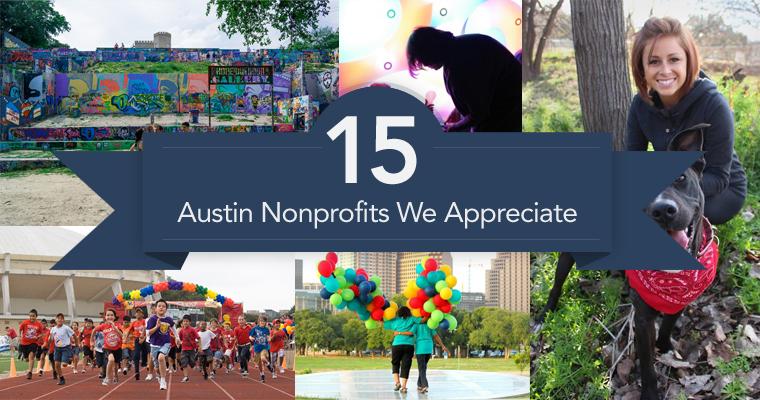 HMG Picks: 15 Austin Nonprofits We Appreciate