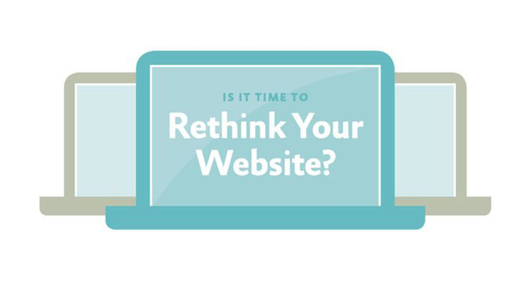 Infographic: Time for a Website Redesign?