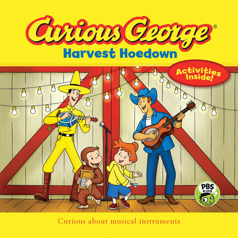 Order Curious George Harvest Hoedown Cgtv 8 X 8 Isbn