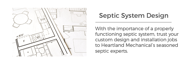 Septic System Custom Design Services