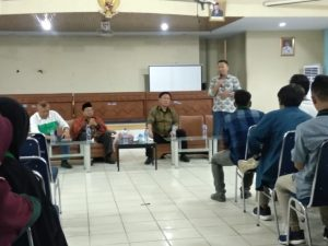Pertunjukan Akhlak Tokoh-tokoh HMI MPO dan DIPO