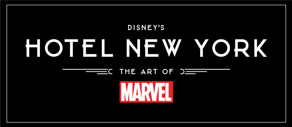 The new Hotel New York/ Marvel in Disneyland Paris