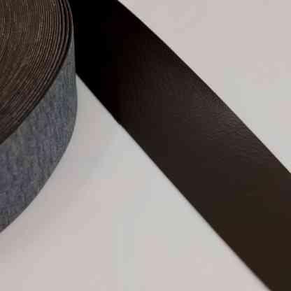 Brown Vinyl Strip Detail