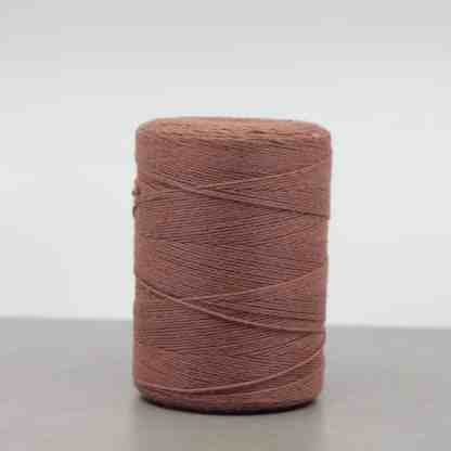 Cotton Thread - 4 ply - Red Brown