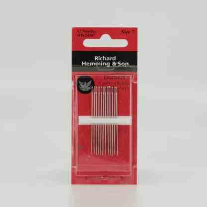 Richard Hemming Darners Needles