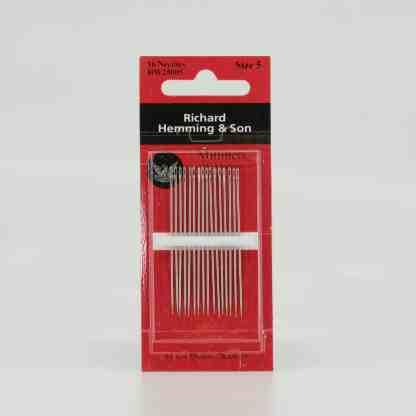 Richard Hemming Milliners Needles