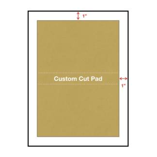 Custom Size Rug Padding