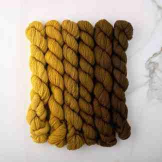 Appletons Brown Olive 311 – 316 - 8-