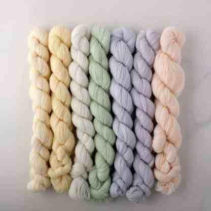Appletons Pastel Shades 871 – 877 - 8-