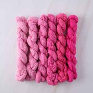 Appletons Crewel Wool Bubble Gum Shades