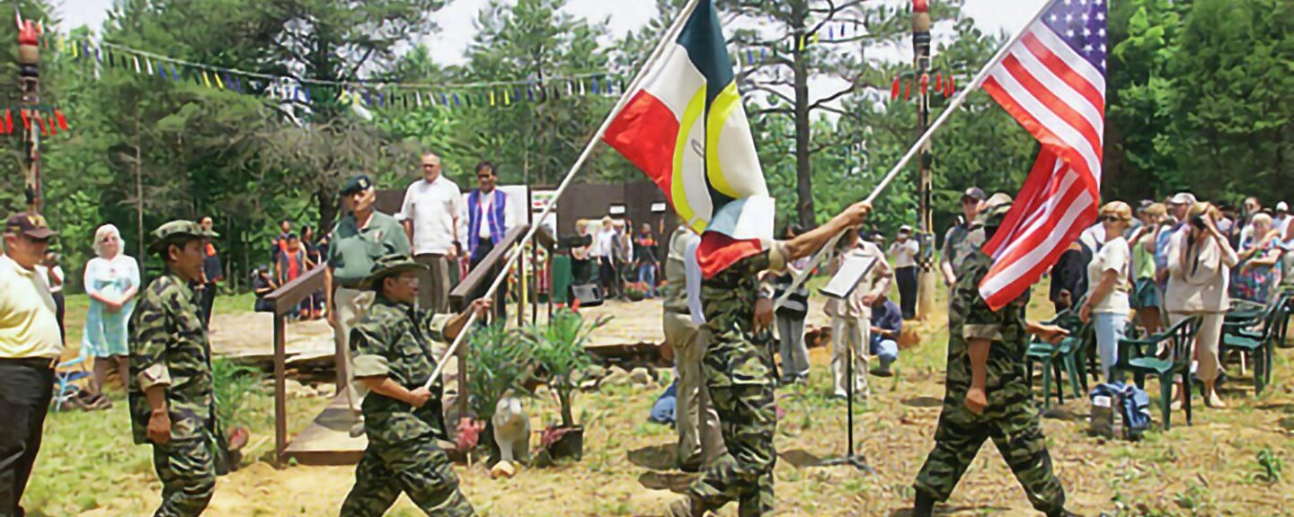 Dega And Hmong: Eastern Band of Cherokee Indians Recognize Montagnards