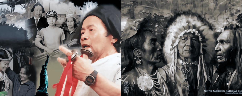Folklore stories: Parents, grandparents, aunts, uncles, tribes/clans