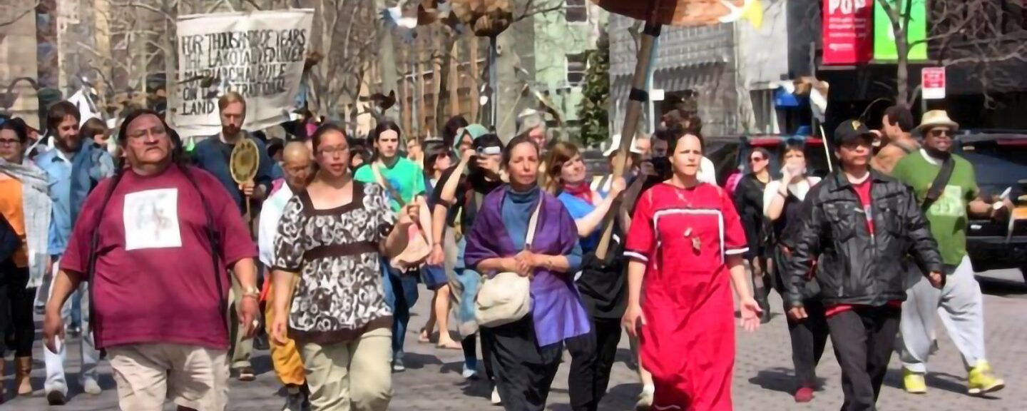 Lakota To File UN Genocide Charges Against US, South Dakota