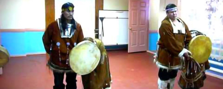 Evenks, Chukchi And Eskimo