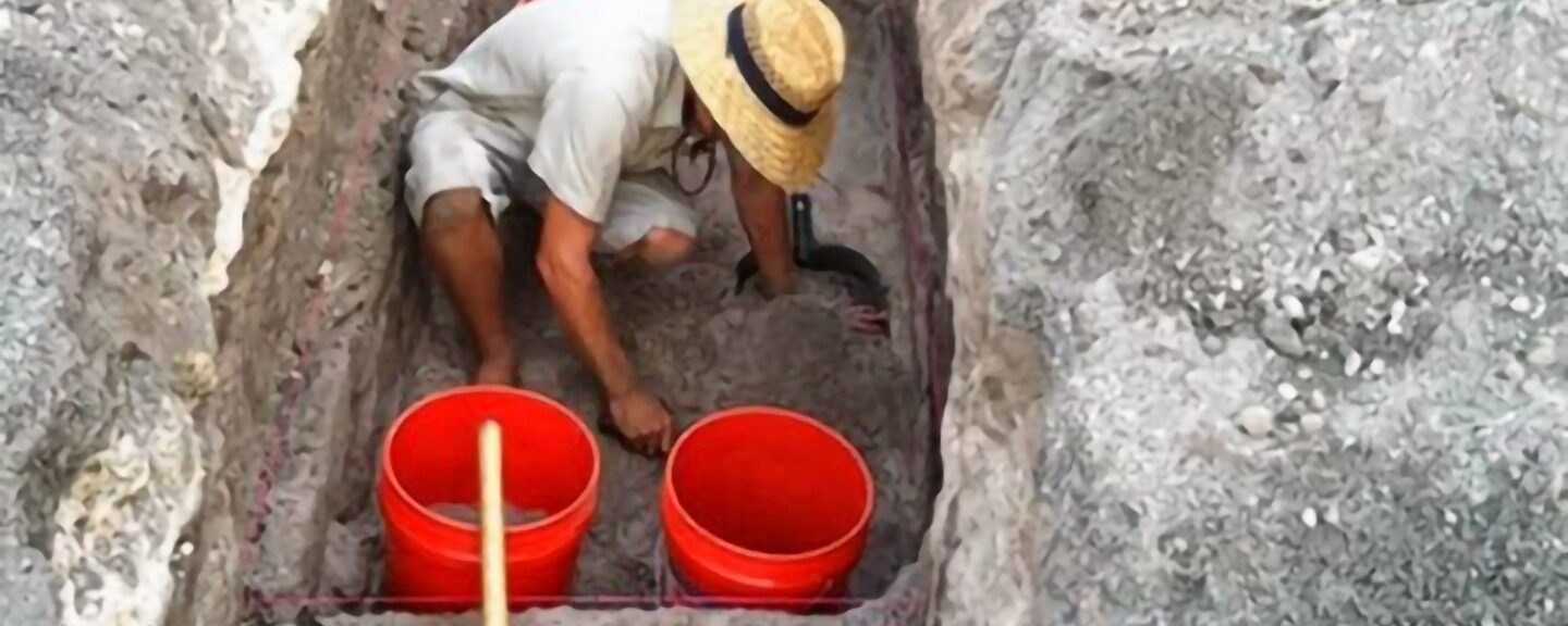 Florida Construction Uncovers 2,000-Year-Old Native Woman