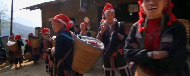 When A Village Was Heard – Capilano U, PATA Foundation (Sapa, Vietnam)